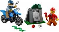 Фото - Конструктор Lego Off-Road Chase 60170