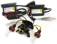 Фото - Ксеноновые лампы Whistler H3 6000K Slim AC Kit