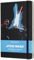 Блокнот Moleskine Star Wars Lightsaber Duel Notebook Black