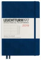 Ежедневник Leuchtturm1917 Weekly Planner Blue