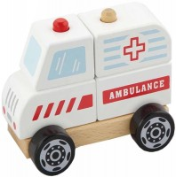 Конструктор VIGA Ambulance 50204