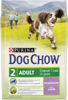 Корм для собак Dog Chow Adult Dog Lamb 2.5 kg