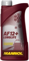 Охлаждающая жидкость Mannol Longlife Antifreeze AF12 Plus Concentrate 1L