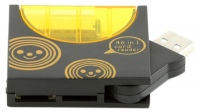 Картридер/USB-хаб ATCOM TD2028