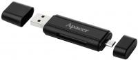 Картридер/USB-хаб Apacer AM702