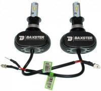 Автолампа Baxster S1-Series H3 5000K 4000Lm 2pcs