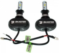 Автолампа Baxster S1-Series H3 6000K 4000Lm 2pcs