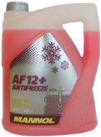 Фото - Охлаждающая жидкость Mannol Longlife Antifreeze AF12 Plus Ready To Use 5L