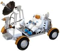 3D пазл 4D Master Lunar Rover with Astronaut 26374