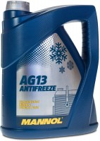 Охлаждающая жидкость Mannol Hightec Antifreeze AG13 Concentrate 5L