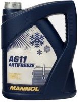 Охлаждающая жидкость Mannol Longterm Antifreeze AG11 Concentrate 5L