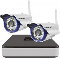 Комплект видеонаблюдения Vstarcam NVR-C15 KIT