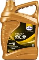 Фото - Моторное масло Eurol Synergy 0W-40 5L