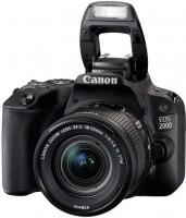 Фотоаппарат Canon EOS 200D kit 18-55 + 75-300