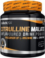 Аминокислоты BioTech Citrulline Malate Powder 300 g