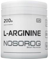 Фото - Аминокислоты Nosorog L-Arginine 200 g