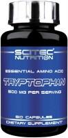 Аминокислоты Scitec Nutrition Tryptophan 60 cap