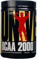 Фото - Аминокислоты Universal Nutrition BCAA 2000 120 cap