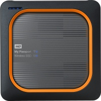 SSD накопитель WD My Passport Wireless SSD WDBAMJ0010BGY