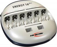 Зарядка аккумуляторных батареек Ansmann Energy 16 Plus