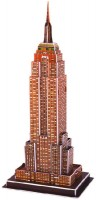 3D пазл CubicFun Empire State Building C704h