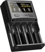 Зарядка аккумуляторных батареек Nitecore SC4