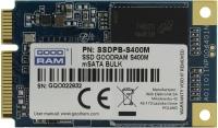 SSD накопитель GOODRAM SSDPB-S400M-060