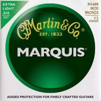 Струны Martin Marquis 80/20 Bronze 12-String 10-47