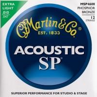 Струны Martin SP Phosphor Bronze Acoustic 12-String 10-47