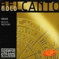 Струны Thomastik Belcanto Gold Cello BC31G