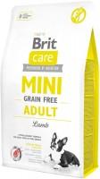 Фото - Корм для собак Brit Care Grain-Free Adult Mini Breed Lamb 0.4 kg