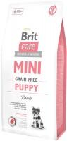 Корм для собак Brit Care Grain-Free Puppy Mini Breed Lamb 7 kg