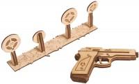 3D пазл Wood Trick Gun