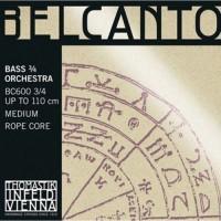 Струны Thomastik Belcanto Bass Orchestra BC600 3/4