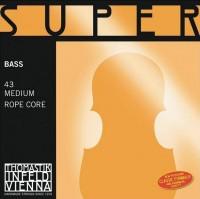 Струны Thomastik Superflexible Bass Solo 43 4/4