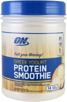 Протеин Optimum Nutrition Greek Yogurt Protein Smoothie 0.462 kg