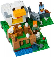 Фото - Конструктор Lego The Chicken Coop 21140