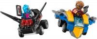 Фото - Конструктор Lego Mighty Micros Star-Lord vs. Nebula 76090