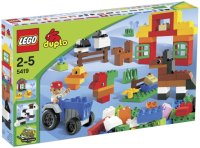 Фото - Конструктор Lego Build a Farm 5419