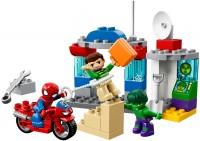 Фото - Конструктор Lego Spider-Man and Hulk Adventures 10876