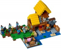 Фото - Конструктор Lego The Farm Cottage 21144