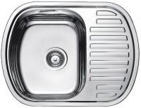 Кухонная мойка Fabiano Steel 63x49