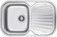 Кухонная мойка Fabiano Steel 74x48