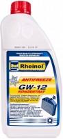 Охлаждающая жидкость Rheinol Antifreeze GW12 Concentrate 1.5L