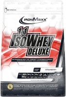 Протеин IronMaxx 1:1 IsoWhey Deluxe 0.9 kg