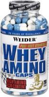 Фото - Аминокислоты Weider Whey Amino Caps 280 cap
