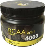 Аминокислоты SmartPit BCAA 2-1-1 4000 300 tab