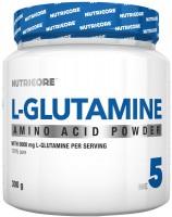 Аминокислоты NutriCore L- Glutamine 300 g