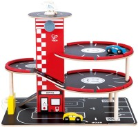 Автотрек / железная дорога Hape Race Around Parking Garage E3022