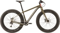 Велосипед Cannondale Fat CAAD 2 2017